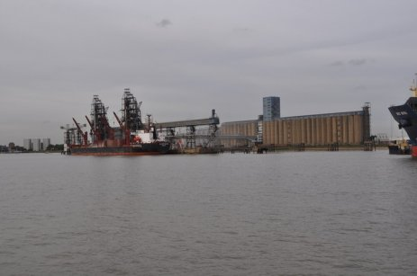 Tilbury 2 Construction well underway